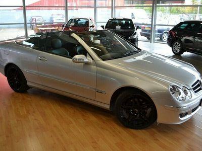 tweedehands Mercedes CLK280 Clk-klasse 3.0cabriolet aut