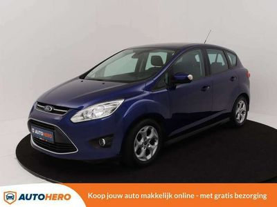 tweedehands Ford C-MAX 1.0 Trend 125PK PK69208 | Cruise | Climate | Parke
