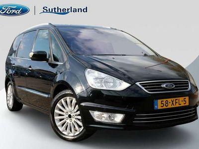 tweedehands Ford Galaxy 1.6 EcoBoost Titanium 160PK | Cruise Control | Nav