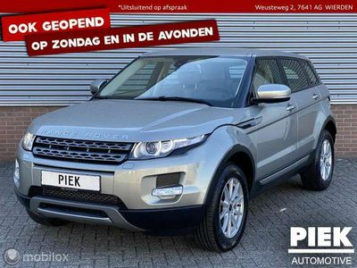 tweedehands Land Rover Range Rover evoque 2.2 TD4 4WD Pure TREKHAAK
