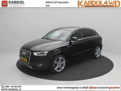 tweedehands Audi Q3 2.0 TFSI quattro S-line Pano Dak | Rijklaarprijs