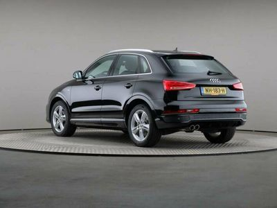 tweedehands Audi Q3 2.0 TDI Sport Pro Line S, Leder, € 27.900