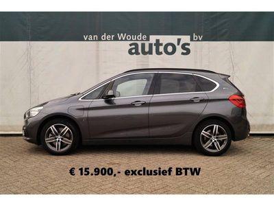 tweedehands BMW 225 2-SERIE xe Hybrid iPerformance High Executive -LEER-NAV