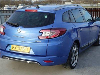 tweedehands Renault Mégane GT Estate 2.0 TCe   Navi   Half Leer   Lm   Keyless   Netjes onderhouden