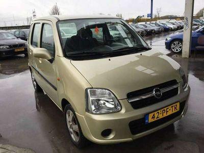 tweedehands Opel Agila 1.2-16V Maxx