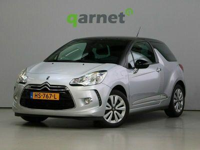 tweedehands Citroën DS3 1.2 PureTech So Chic   Navi   HiFi System   Clima
