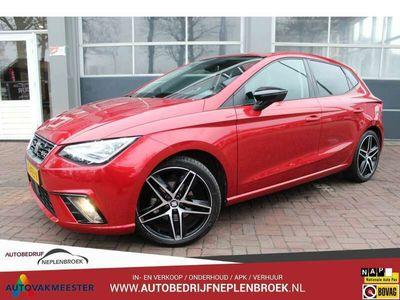 tweedehands Seat Ibiza 1.0 TSI FR (2018) km 45.000 116 PK Nap 1e eigenaar