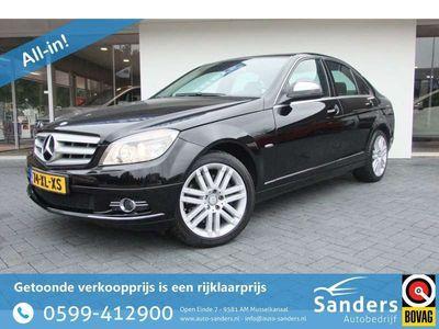 tweedehands Mercedes C320 CDI Avantgarde / Comand/ Parkeersensoren/ Trekhaak