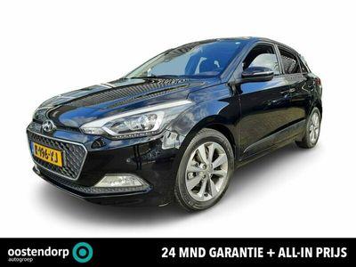 tweedehands Hyundai i20 1.2 HP i-Motion Comfort Plus | Elec Panoramadak | Rijklaar met 24 maanden garantie! |