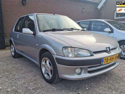 tweedehands Peugeot 106 1.4 XS