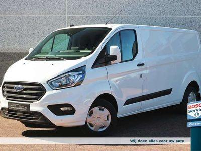 tweedehands Ford Custom TransitTrend L2H1 GB 300L 2.0 TDCI 130pk |SYNC 3.2 |Park.
