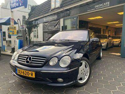 tweedehands Mercedes CL55 AMG AMG MERCEDES *BOMVOL*TOPSTAAT*