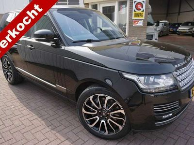 tweedehands Land Rover Range Rover 4.4 SDV8 250KW Autobiography