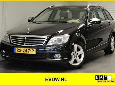 tweedehands Mercedes C280 Estate Elegance Automaat,Leer,Navi,Xenon