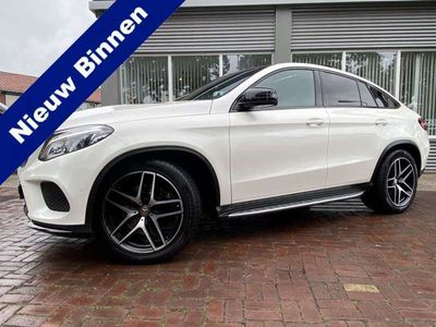 tweedehands Mercedes GLE500 4MATIC AMG Sport Edition | Panorama | Distronic |