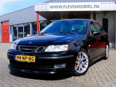 tweedehands Saab 9-3 Sport Sedan 2.0T 210pk Aero Aut. Xenon|Leder|LMV|C