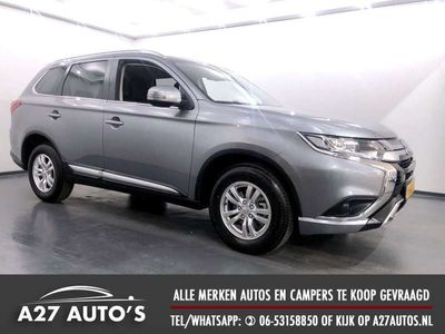 tweedehands Mitsubishi Outlander 2.0 2WD Intense+ Navi, Clima, Camera
