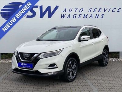 tweedehands Nissan Qashqai 1.2 N-Connecta Automaat Pano Navi Dab 360 Camera