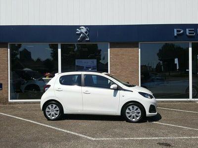 tweedehands Peugeot 108 ACTIVE TOP! 1.0 VTi 68pk ELEKTRISCH VOUWDAK AIRCO