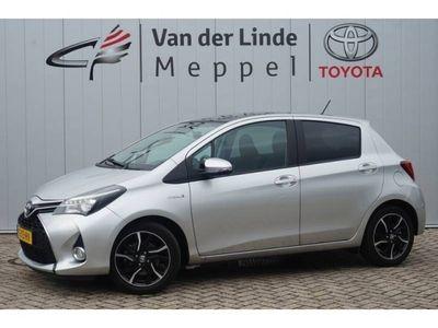 tweedehands Toyota Yaris 1.5 Hybride Navi Panodak Parkeersensoren