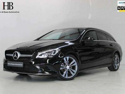 tweedehands Mercedes CLA180 Shooting Brake Business Solution/Led/Camera/Stoelv