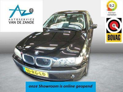 tweedehands BMW 316 316 i Black&Silver II / LPG