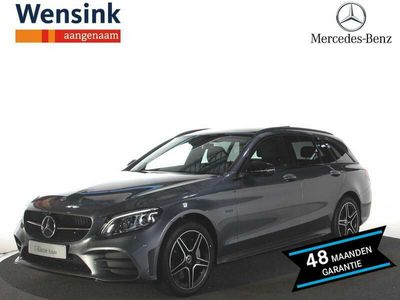 tweedehands Mercedes E300 C-Klasse EstatePremium Pack   Parkeerpakket met 360° camera   URBAN GUARD   Digitale radio   Panorama-schuifdak   Easy-pack achterklep   Multibeam LED   Keyless GO  
