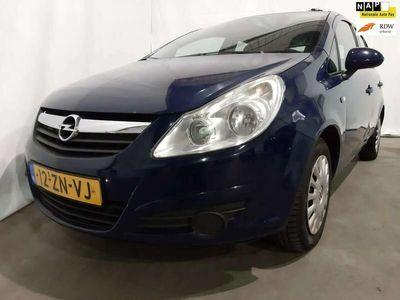 tweedehands Opel Corsa 1.0-12V Essentia SCHADE EXPORT