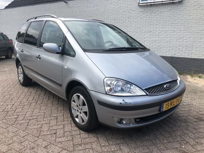 tweedehands Ford Galaxy 2.3-16V Futura 7 persoons airco automaat cruise inruil mogelijk
