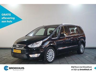 tweedehands Ford Galaxy 1.6 160 pk SCTi Platinum | Proefrit aan huis! | 7-Persoons | Leer | Camera | Stoelverwarming |
