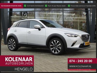 tweedehands Mazda CX-3 2.0i Sport Selected Navi/Airco/Cruise/18 Inch/DAB+