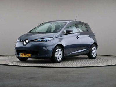 tweedehands Renault Zoe Life (batterijkoop), Automaat, LED, Navigatie