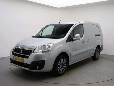tweedehands Peugeot Partner | Automaat | Cruise control | Navigatie | 2 Zij deuren |
