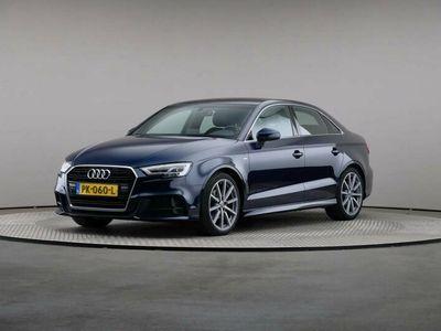 tweedehands Audi A3 1.6 TDI Sport S line Edition, Automaat, LED, Navigatie, Schuifdak, Trekhaak