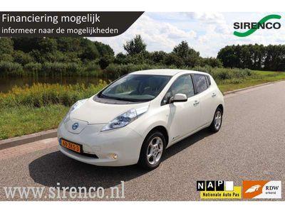 tweedehands Nissan Leaf stoelverwarming v+a navigatie climate&cruise control bluetooth