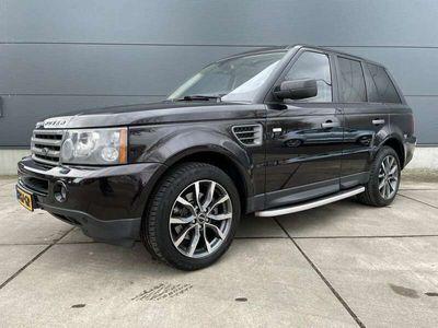 tweedehands Land Rover Range Rover Sport 4.4 V8 AUT HSE FULL OPTIONS, LEDER, XENON, SCHUIFD