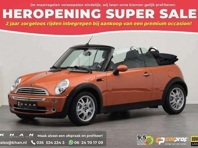 tweedehands Mini Cooper Cabriolet 1.6 Pepper
