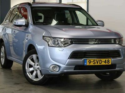 tweedehands Mitsubishi Outlander 2.0 PHEV Instyle 13750 MARGE geen BTW NL auto dea