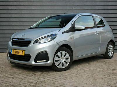 tweedehands Peugeot 108 1.0 - AUTOMAAT - ELEKTR. PAKKET - 17500 KM -