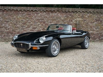 tweedehands Jaguar E-Type Lovely condition manual gearbx version factory A