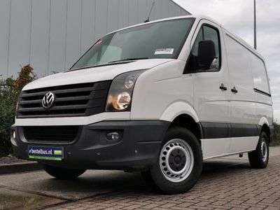 tweedehands VW Crafter 2.0 tdi l1h1, airco, 2x