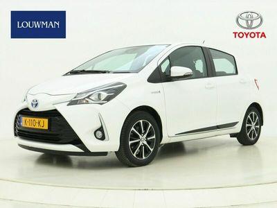 tweedehands Toyota Yaris 1.5 Hybrid Design Limited | Cruise Control | Achteruitrijcamera | Lichtmetalen velgen | LOC
