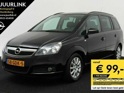 tweedehands Opel Zafira 1.8 103KW Temptation 7 persoons/Trekhaak/Airco