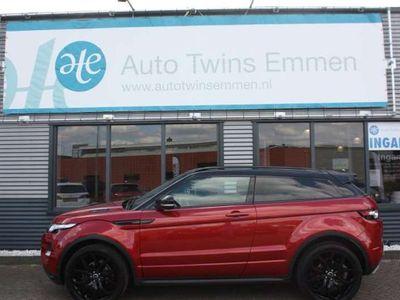 tweedehands Land Rover Range Rover evoque Coupé 2.0 Si 4WD DYNAMIC DIT IS DE UITVOERING ALLE