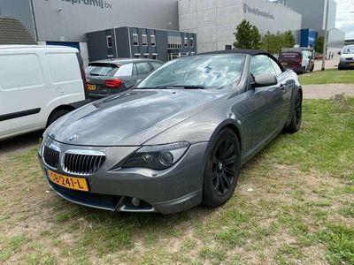 tweedehands BMW 645 Cabriolet Ci S