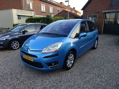 tweedehands Citroën C4 Picasso 1.8-16v LPG, Ambiance Climate controle, Cruise con