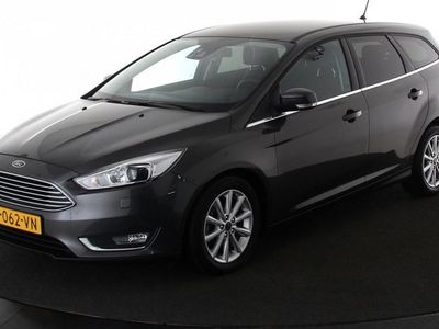 tweedehands Ford Focus Wagon 1.0 Titanium Business Automaat