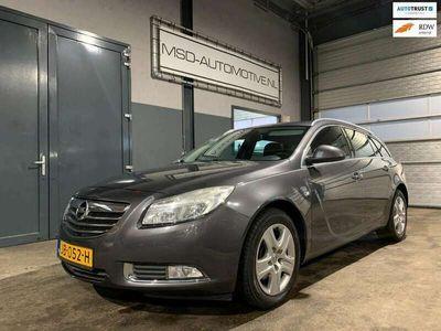 tweedehands Opel Insignia Sports Tourer 2.0 T Cosmo Automaat Navigatie Onder