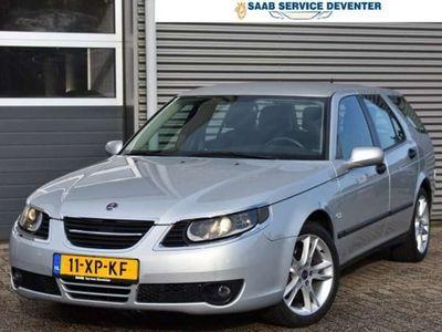 tweedehands Saab 9-5 Sport Estate 2.0t Linear I Clima I PDC I Trekhaak