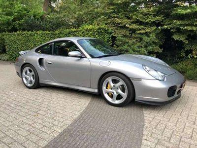 tweedehands Porsche 911 3.6 Coupé Turbo tiptronic s zeer nette staat!